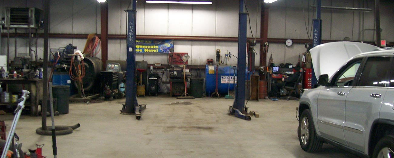Automotive repair in Fitchburg, MA